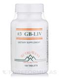 GB-LIV (#3) (Herbals) - 100 Tablets