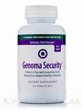 Genoma Security - 60 Veggie Capsules