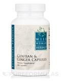 Gentian & Ginger Capsules - 90 Capsules