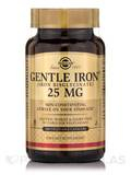 Gentle Iron® (Iron Bisglycinate) 25 mg - 180 Vegetable Capsules