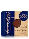 Get Glowing Lip & Cheek Tint - Coral SPF15 - 0.17 oz (5 Grams)