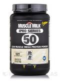 GF Muscle Milk Pro Series 50 Vanilla - 2.54 lbs (40.7 oz / 1154 Grams)