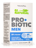 GI Natural™ Probiotic Men - 30 Capsules