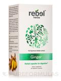 Ginger Capsules - 60 Vegetarian Capsules