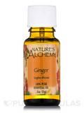 Ginger Essential Oil - 0.5 oz (15 ml)
