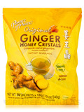 Ginger Honey Crystals - Box of 30 Sachets