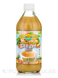 Ginger Juice, Certified Organic - 16 fl. oz (473 ml)