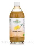 Ginger Juice, Certified Organic - 16 fl. oz (473 ml)