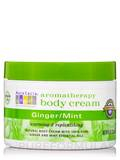 Ginger/Mint Aromatherapy Body Cream 8 fl. oz (236 Grams)