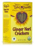Ginger Nori Crackers 5 oz (142 Grams)