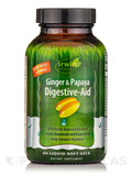 Ginger & Papaya Digestive-Aid™ - 60 Liquid Soft-Gels