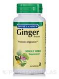 Ginger Rhizome - 90 Capsules
