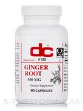 Ginger Root 90 Capsules