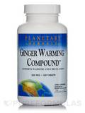 Ginger Warming Compound 555 mg 180 Tablets