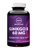 Ginkgo B™ 60 mg - 120 Vegetarian Capsules