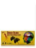 Ginkgo Biloba & Red Panax Ginseng Extract 10 cc - 10 Vials
