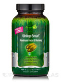 Ginkgo Smart (Value Size) - 120 Liquid Soft-Gels
