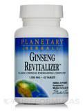 Ginseng Revitalizer 1000 mg - 42 Tablets
