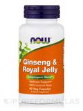 Ginseng & Royal Jelly 90 Capsules