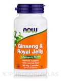 Ginseng & Royal Jelly - 90 Capsules