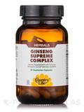 Ginseng Supreme Complex - 60 Vegetarian Capsules
