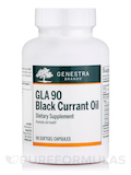 GLA 90 Black Currant Oil 90 Softgel Capsules