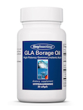 GLA Borage Oil - 30 Softgels