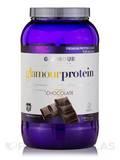 Glamour Protein, Premium Chocolate Taste - 1.98 lbs (900 Grams)
