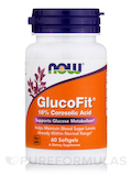 GlucoFit 60 Softgels