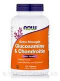 Glucosamine & Chondroitin Extra Strength 120 Tablets