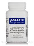 Glucosamine + Chondroitin with Manganese 60 Vegetable Capsules