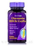 Glucosamine MSM & CetylPure 60 Capsules