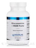 Glucosamine + MSM Forte - 120 Capsules