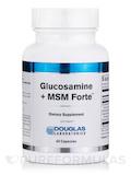 Glucosamine + MSM Forte 60 Capsules