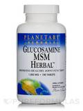 Glucosamine MSM Herbal 1000 mg 180 Tablets