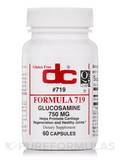 Glucosamine 750 mg 60 Capsules