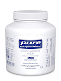Glucosamine MSM 180 Vegetable Capsules