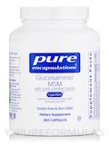 Glucosamine MSM 360 Capsules