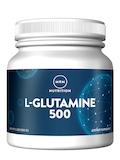 L-Glutamine 500 - 1.1 lbs (500 Grams)