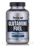 Glutamine Fuel - 120 Capsules