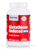 Glutathione Reduced 500 mg - 120 Capsules