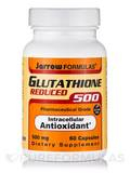 Glutathione Reduced 500 mg 60 Capsules