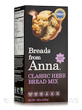 Gluten-Free Classic Herb Bread Mix - 19 oz (539 Grams)