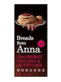Gluten-Free Cranberry Pancake & Muffin Mix - 14 oz (396 Grams)