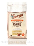 Gluten Free Vanilla Yelllow Cake Mix - 19 oz (539 Grams)
