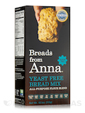 Gluten-Free Yeast Free Bread Mix - 18.1 oz (513 Grams)