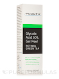 Glycolic Acid 30% Gel Peel with Retinol, Green Tea - 1 fl. oz (30 ml)