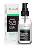Glycolic Acid 30% Gel Peel with Retinol, Green Tea - 2 fl. oz (60 ml)
