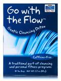 Go With The Flow Tea Bags (Cleansing Detox) - Box of 24 Packets