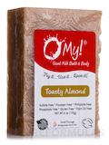 Goat Milk Bath & Body Soap - Toasty Almond - 6 oz (170 Grams)